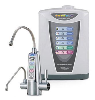 Ionizator vode PurePro JA-2000, podpultni